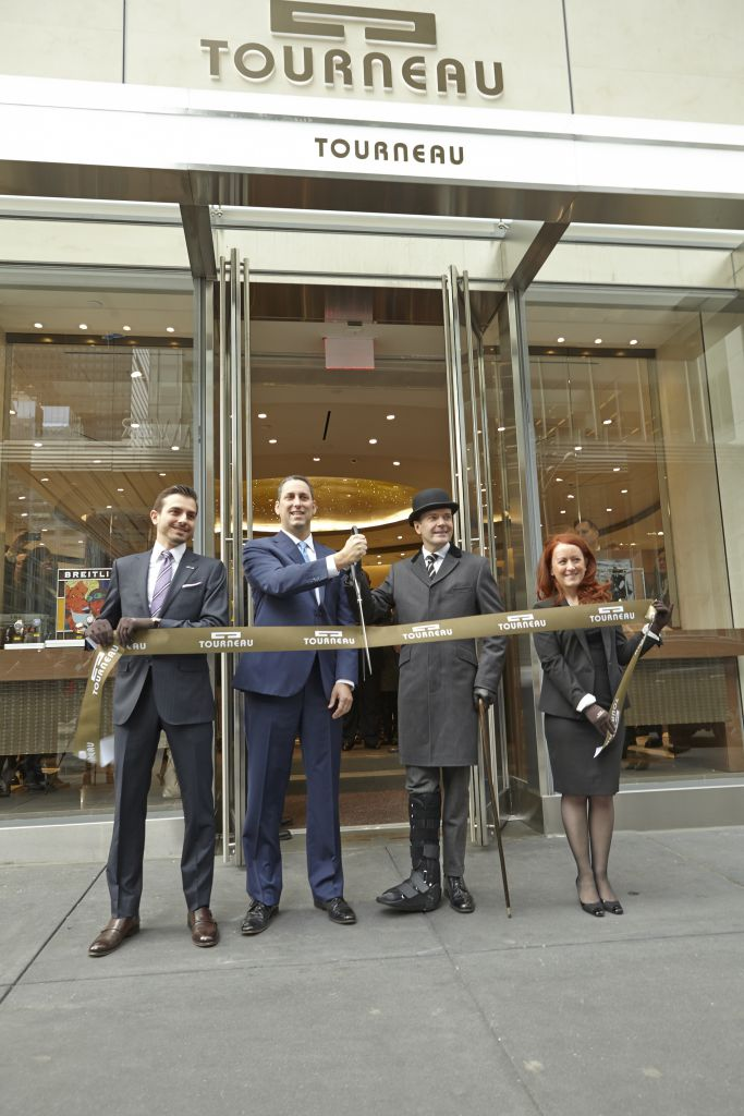 Tourneau Opens a Sprawling Store in NYC's Bryant Park - JCK
