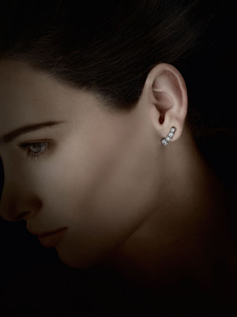 Jack Vartanian model in short ear climbers