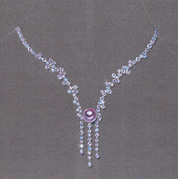 CPAA Wedding Day Pearls, State of Grace by Phillip Bouasse of Montreal, Quebec, Canada.