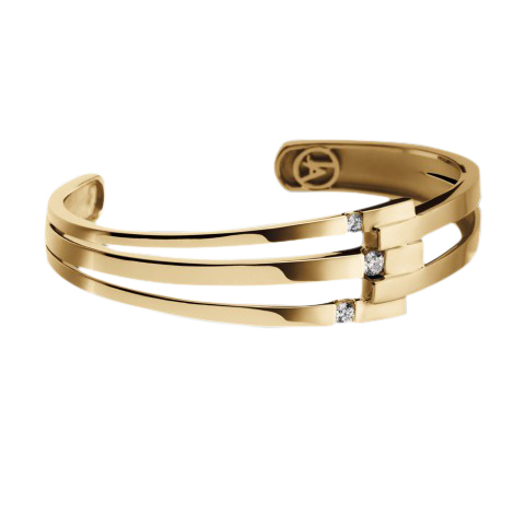 Originate Cuff    14k yellow gold $4650   3=.32ct.      14-b1569-yg.jpg.jpeg