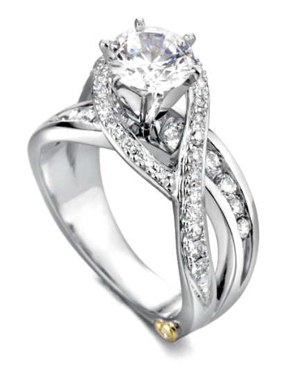 Starlight Collection Engagement Rings