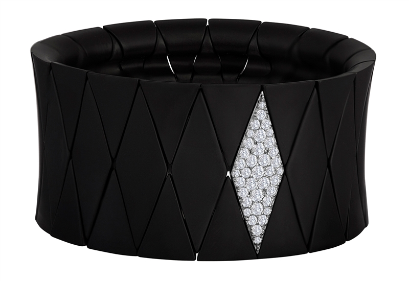 Beny's Sofer Diva collection ceramic diamond bracelet