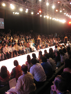 A full house during IIJW