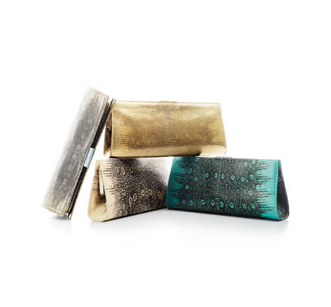 Lyn clutches from Tiffany