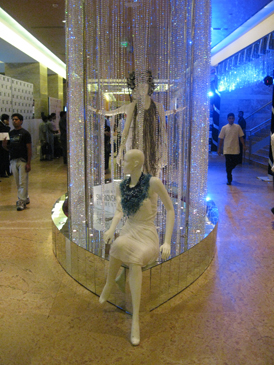 Swarovski display