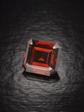 The Kazanjian Red Diamond
