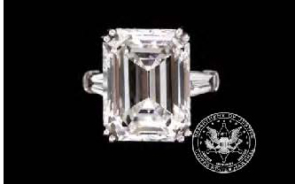 Madoff diamond ring