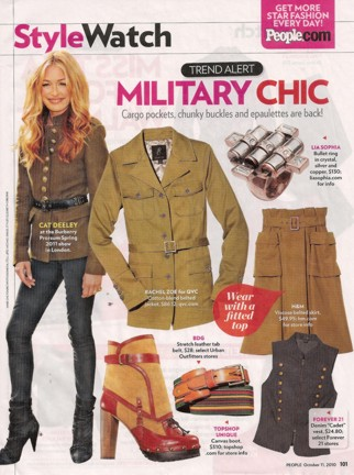 9c173e6af53 Jewelry Strategy for Accessorizing Military Style - JCK