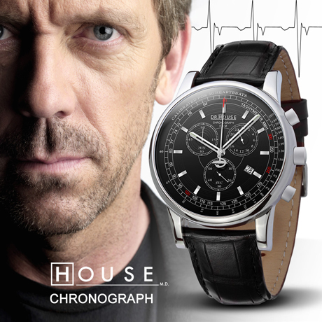 House M.D. watches Kronsegler
