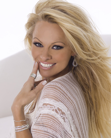 Pamela Anderson for Palladium Alliance International