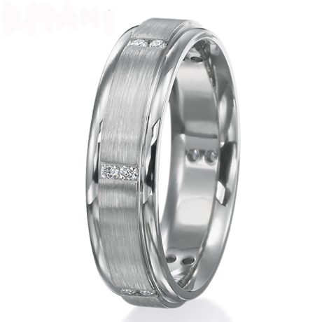 Ritani men's wedding band
