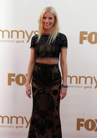 Gwyneth Paltrow at the Emmys