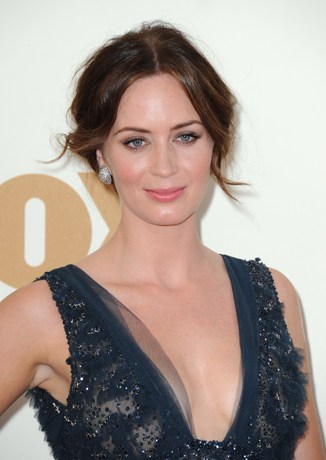 Emily Blunt at the Emmys