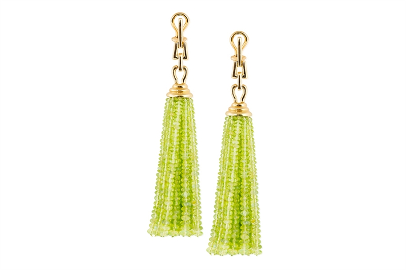 Goshwara's Tassel Earrings