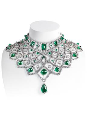 Faberge's Romanov Necklace
