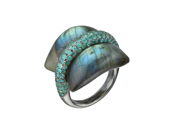 Ion Ionescu's Pillow ring