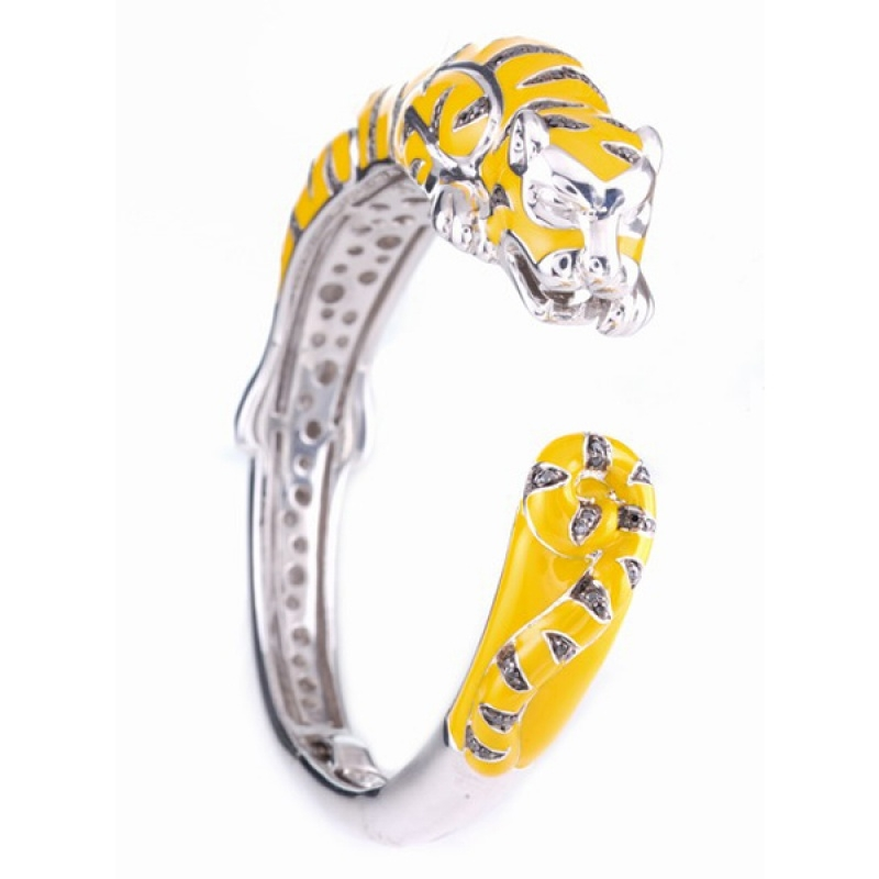 Belle Etoile's tiger bangle