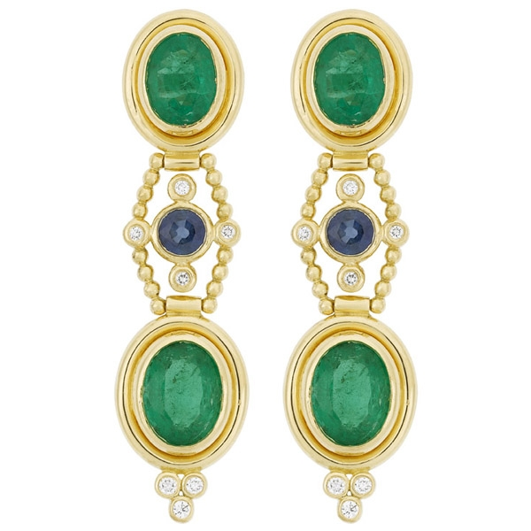 Temple St. Clair earrings