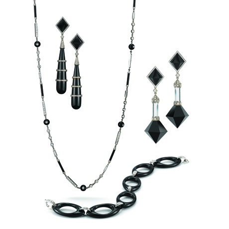 Jewelry in the new Fred Leighton Collection available for wholesale