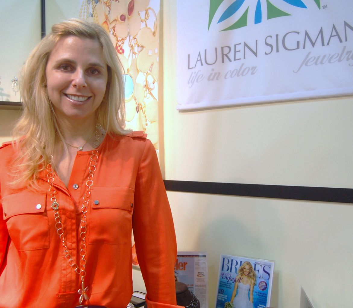 Lauren Sigman of Lauren Sigman Jewelry
