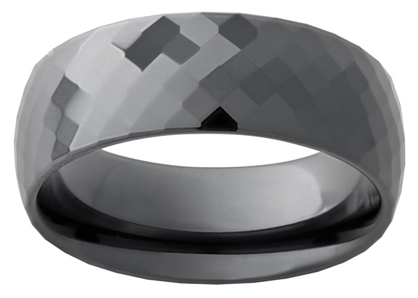 Jewelry Innovations black ceramic band