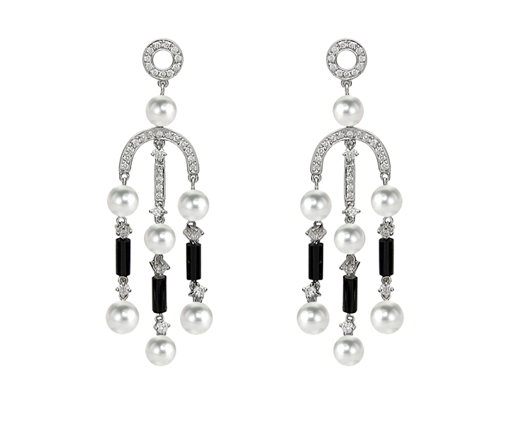 Mastoloni Pearls earrings