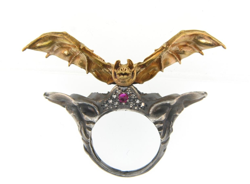 Atelier Minyon bat ring