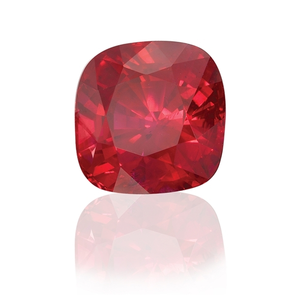 Omi Gems loose ruby
