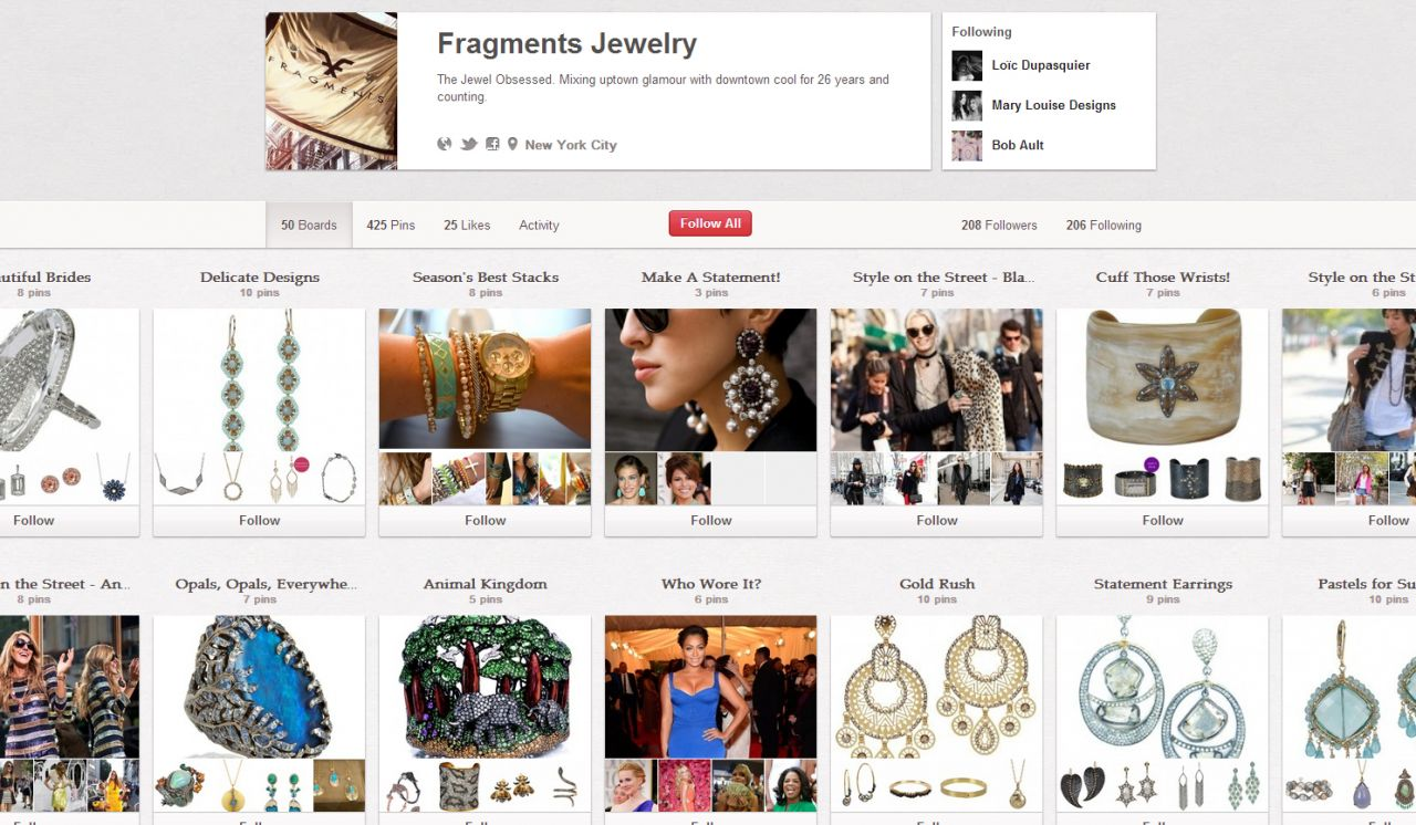 fragments pinterest