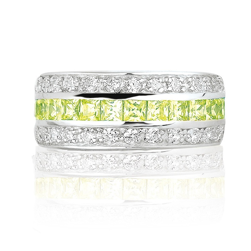 Zinzi neon yellow band
