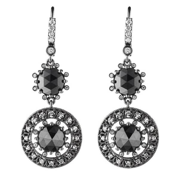 Penny Preville diamond earrings