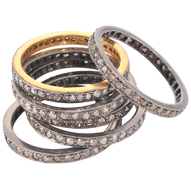 Graziela diamond bands