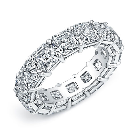 Norman Silverman diamond band