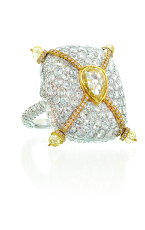 Lugano Diamonds Storybook ring