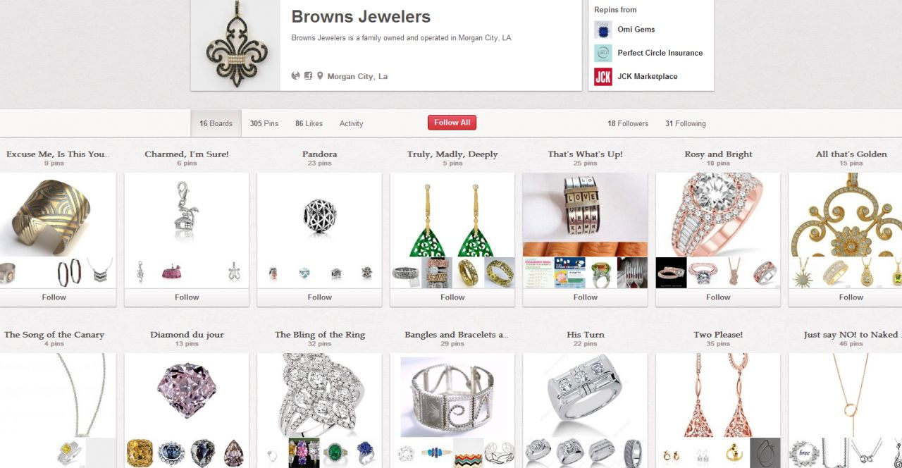 browns pinterest
