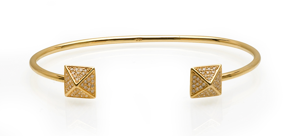 Majolie Collection 14k gold cuff