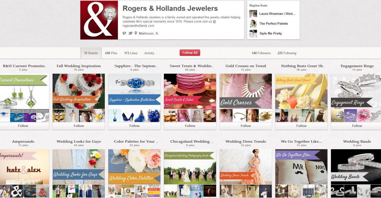rogers holland jewelers