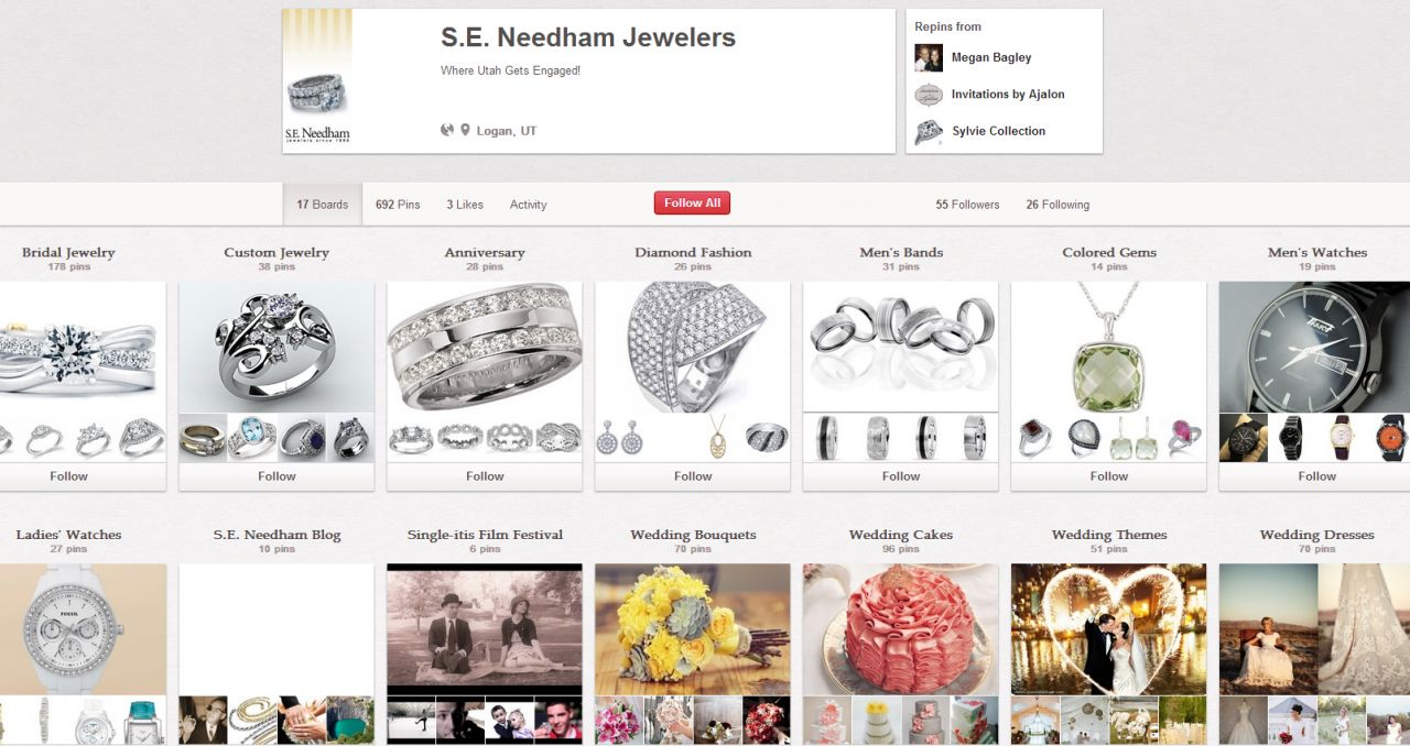 s e needham pinterest