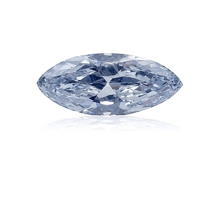 Global Diamond Group blue diamond