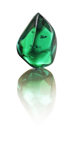 Muzo loose emerald
