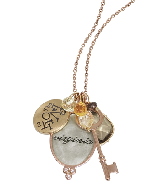 Heather Moore classic name charm