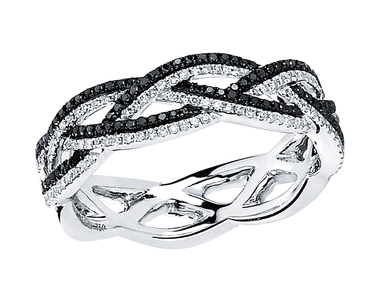 Hidalgo diamond braid band