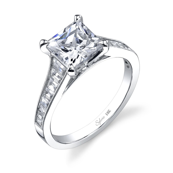 Sylvie Collection princess ring