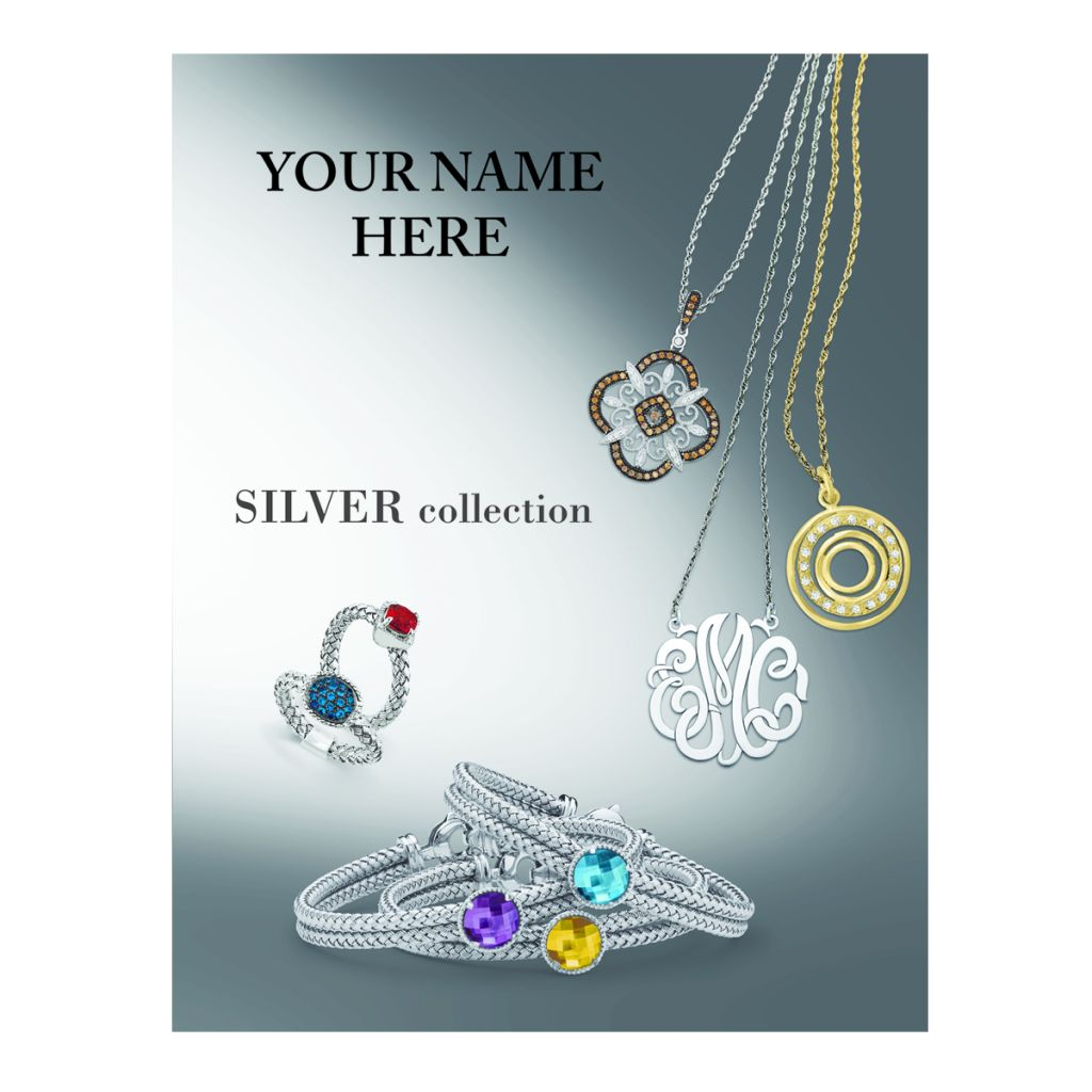 Overnight Mountings silver catalog