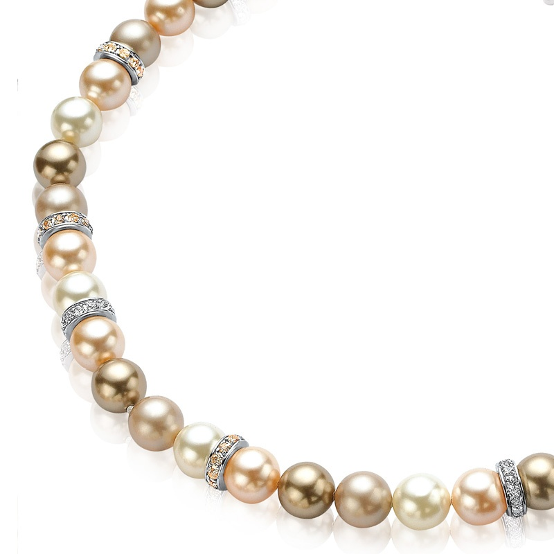 Zinzi pearl necklace