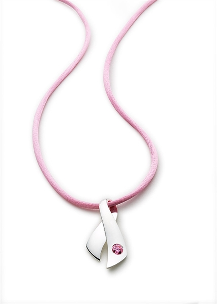 breuning breast cancer pendant