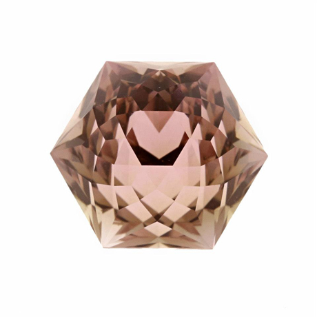 Jean-Noel Soni Innovative Faceting First Place tourmaline