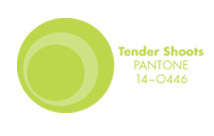 Pieces Pantone: Tender Shoots