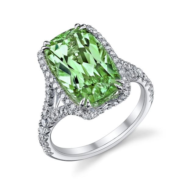 Omi Prive tsavorite ring