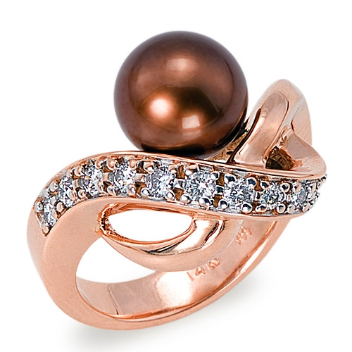Maui Divers pearl ring